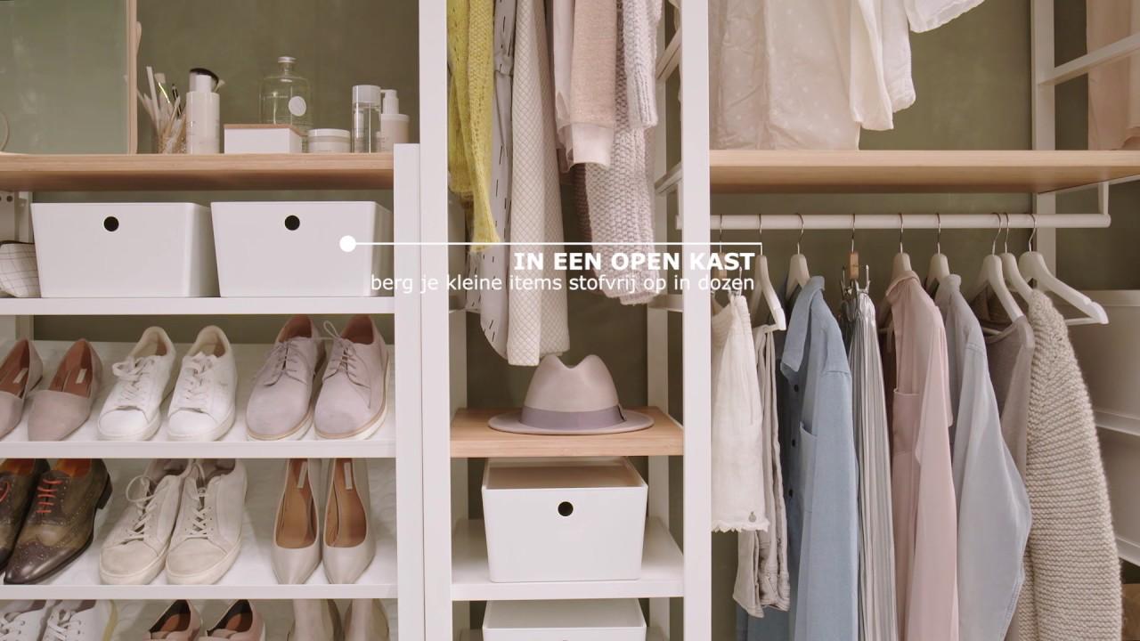 How To Kleding Opbergen Ikea Wooninspiratie
