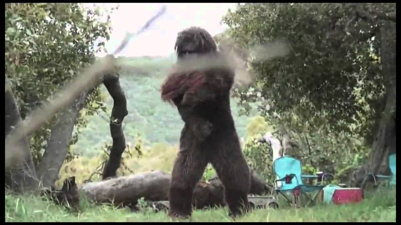 Bigfoot Evidence: The Bigfoot Creature From This New Movie