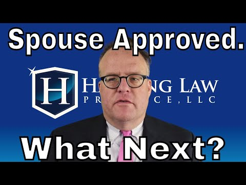 What Happens When My Overseas Spouse Case Gets Approved By USCIS?