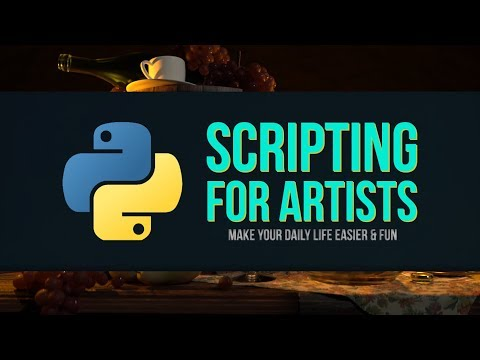 Python For Artists - Part 1