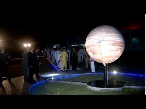 ข่าวในพระราชสำนัก  ช่อง 7 - เปิดหอดูดาวฯ โคราช