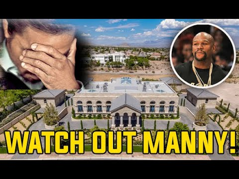 Floyd Mayweather Jr wants to shout to the WORLD that he is the RICHEST BOXER  of ALL TIME!