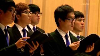 01 눈 합창 연세글리클럽 김효근 시곡 사랑해 콘서트