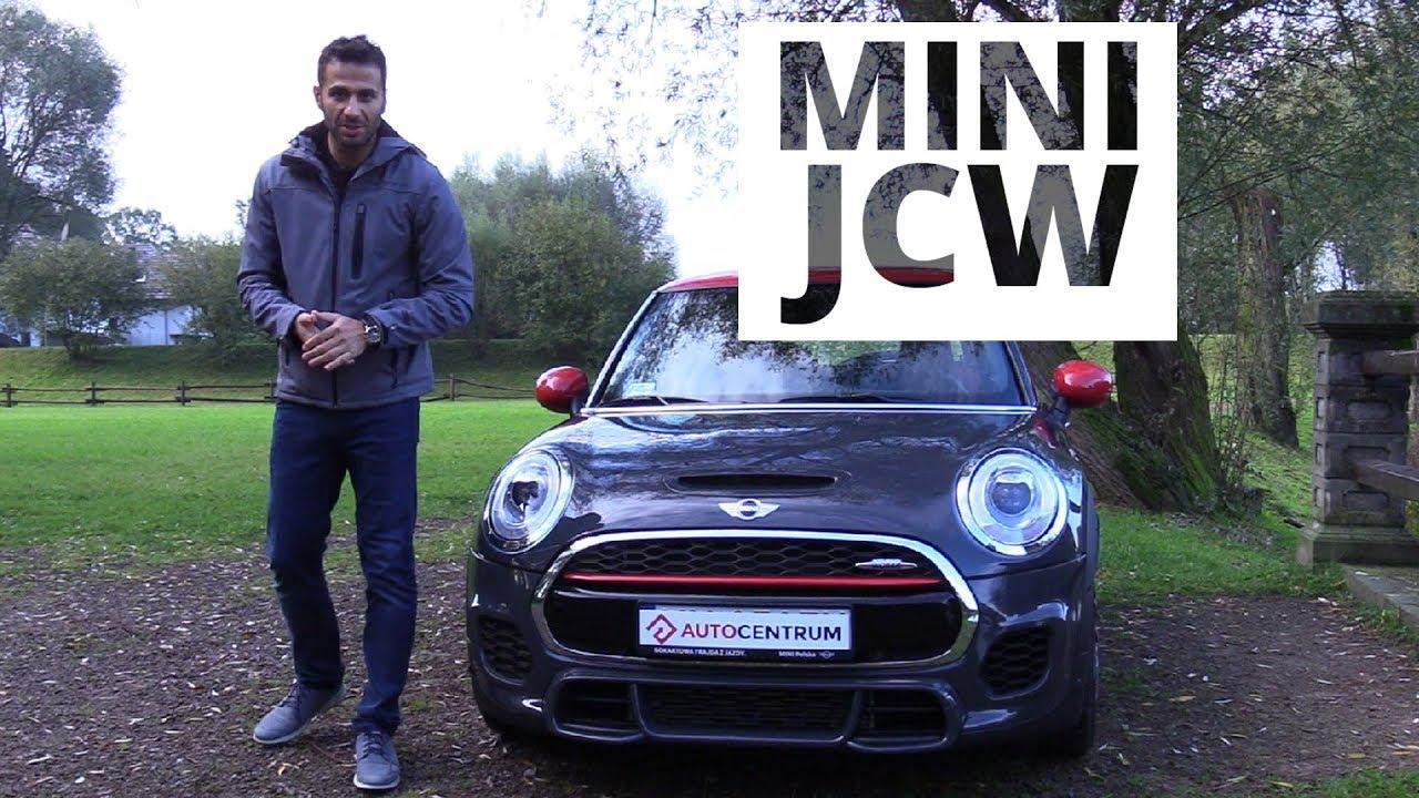MINI John Cooper Works 2.0 231 KM, 2017 – test AutoCentrum.pl #355