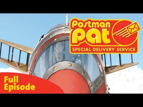 Postman Pat   Red Rocket   Postman Pat Full Episodes