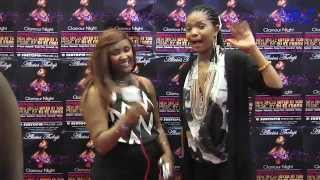 Alicios Interviewed by Barbara Nthiga (Loved by You) release party 2014