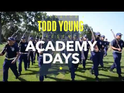 Senator Todd Young: Academy Days 2017