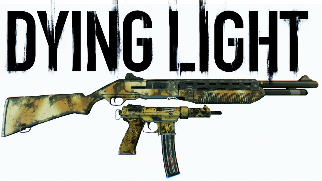 how to change weapons dying light