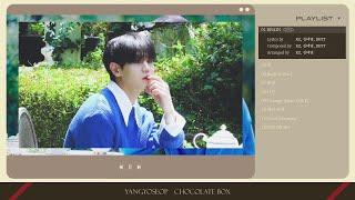 양요섭(YANG YOSEOP) THE 1st FULL ALBUM [Chocolate Box] HIGHLIGHT MEDLEY - 2 -