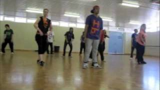 Perth Hype Urban Alliance Dance Workshop - Ian De Mello