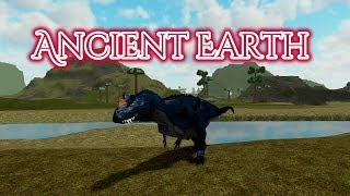 Ceratosaurus And Daspletosaurus! - Roblox Ancient Earth