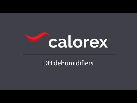 Calorex DH Dehumidifiers