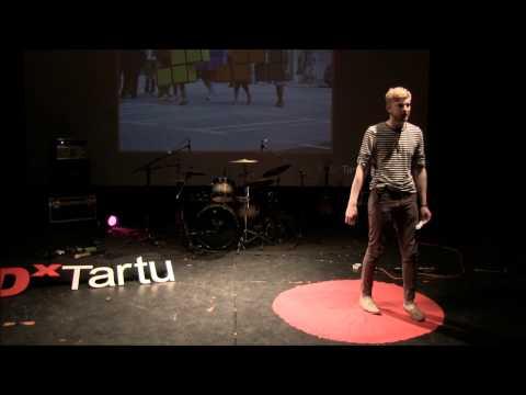 Videomängud - kultuur tuleb tasapisi | Ivo Visak | TEDxTartu