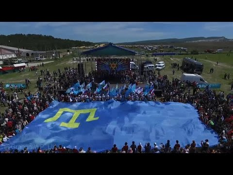 Russian-Ukraine War - REAL TRUTH about CRIMEAN TATARS! (from Crimea, not Kiev or Brussels!)
