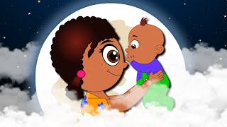 Thula Thula Sana | Xhosa Baby Lullaby | IsiXhosa Nursery Rhymes | Xhosa Cartoons