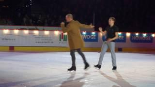 Stars & Sternchen 2016 Peter Liebers mit Oli P.