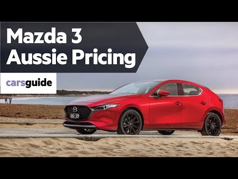 Mazda 3 2019 pricing and spec
