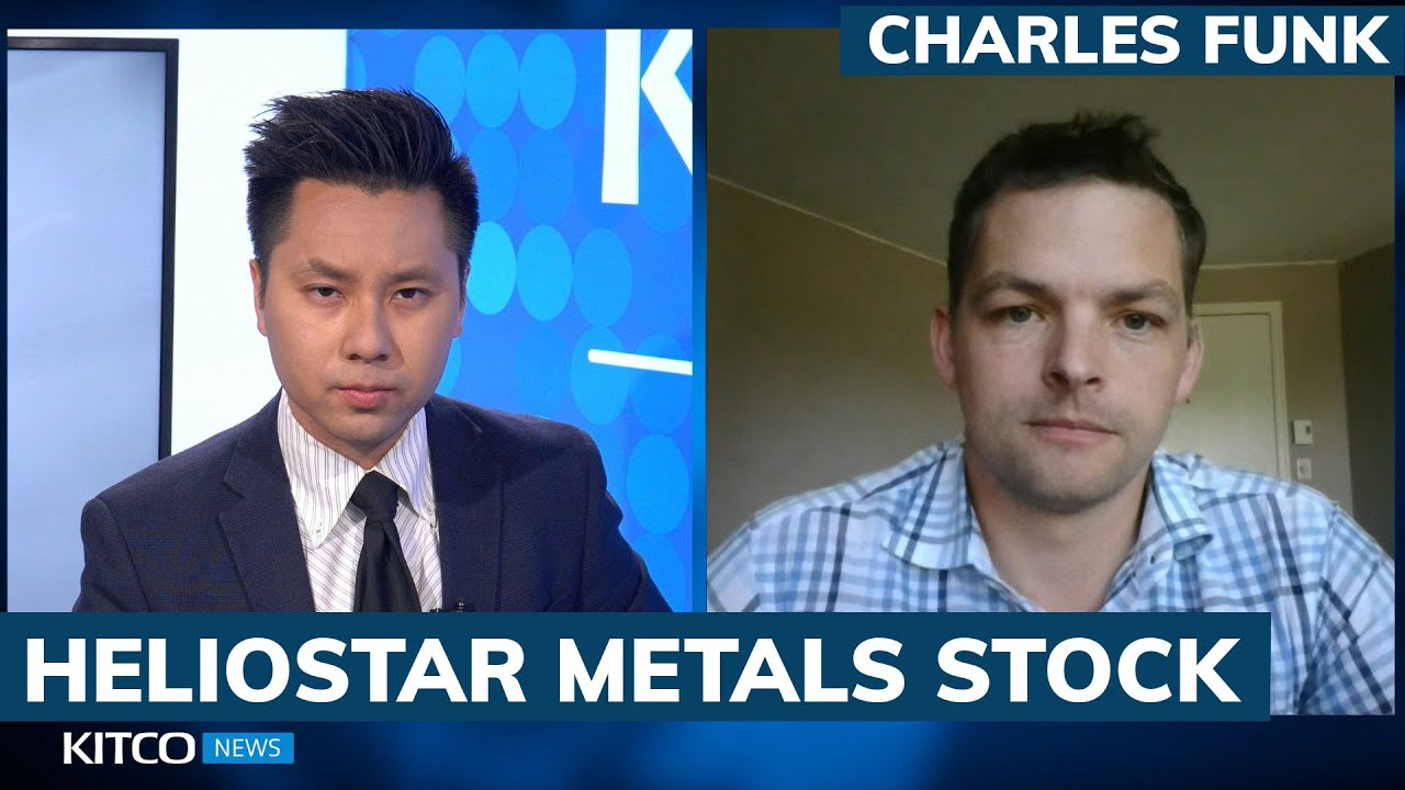 How can you find the next big gold deposit? Heliostar Metals CEO Charles Funk answers