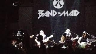BANDMAID Mexico 5