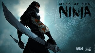 Mark of the Ninja Gameplay ita Parte 1
