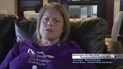 Fluoroquinolone Toxicity FQ D.C. Rally May 7-9, 2014 Testimonies (Linda)
