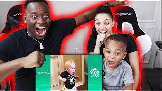 *TRY NOT TO LAUGH CHALLENGE* FUNNY KIDS VINE COMPILATION 2018 | THE PRINCE FAMILY