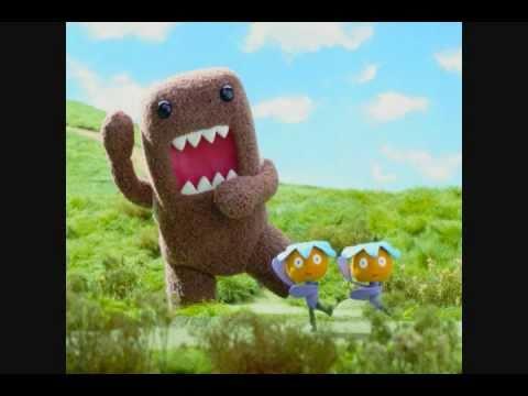 domo little brown monster youtube