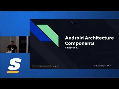 Android Architecture Components: An Intro to Lifecycles - Da