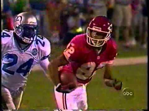 Derrick Alexander Chiefs 2000