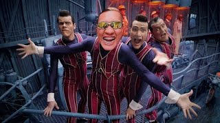 We Are Number One but it s just a bunch of old brazilian funk