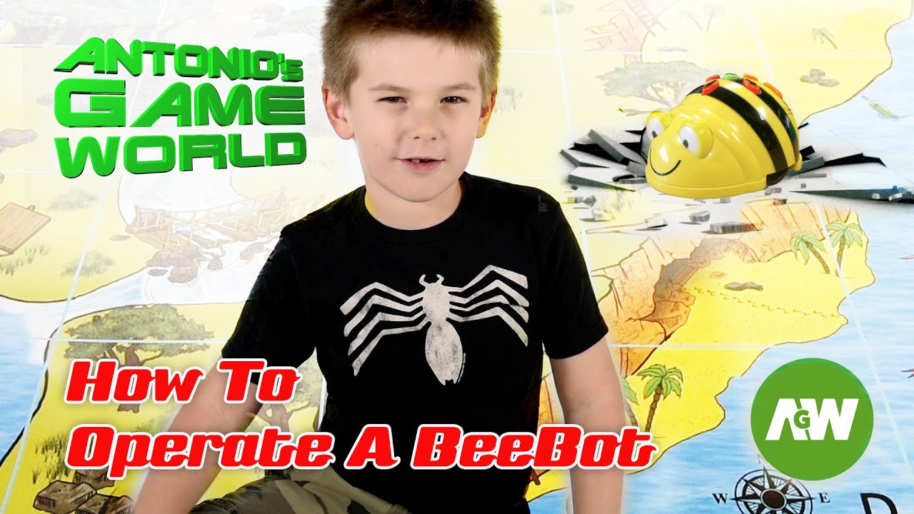 BeeBots activities and Coding Games: BeeBot game for kids, coding games for kids