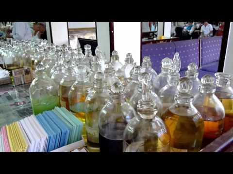 Perfume museum.Luxor
