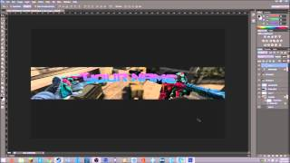 FREE CSGO HYPERBEAST YOUTUBE BANNER (Making Free Banners)