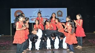 Yeh to Sach hai ki Bhagwan Hai by Smt. K.B. Parikh High School, 2014