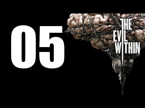 The Evil Within - Walkthrough Part 5: Claws of the Horde