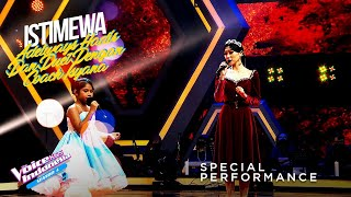 Adelways Lay X Isyana Time To Say Goodbye Grand Final The Voice Kids Indonesia Season 4 MP3