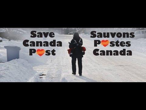 Defend Canada Postal Service ! Part 1 (speech)