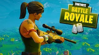 CASTING TWO HEROS! - Fortnite Battle Royale with The Crew!