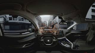 PEUGEOT 5008 SUV– 360 VR Video: Active Safety Brake