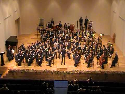 Ivanhoe.Bert Appermont.Banda Sinfónica Unión Musical de Almoradí
