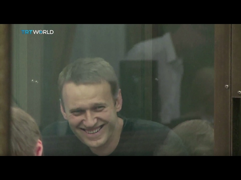 Russian Embezzlement Trial: Navalny given five-year suspended sentence