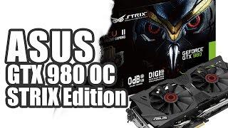 ASUS Strix GTX 980 OC - Unboxing mit SiriuS