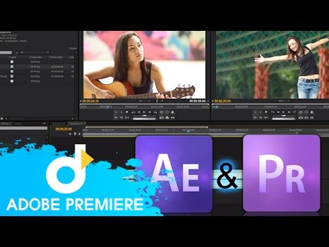 Cách kết nối và sử dụng Projects After Effects trong Premiere.mp4