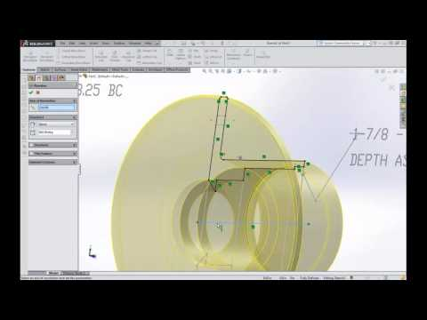 Going from 2D to 3D Webinar Using SolidWorks