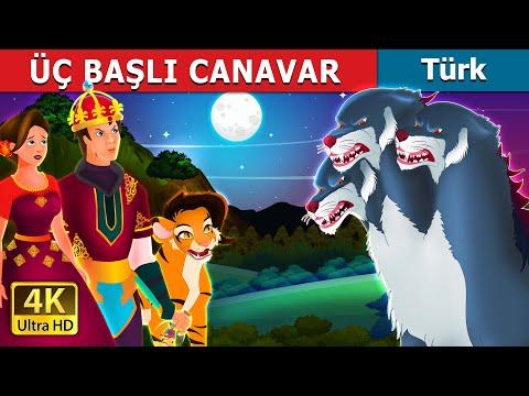 ÜÇ-baŞli-canavar-|-three-headed-beast-story-|-türkçe-peri-masallar