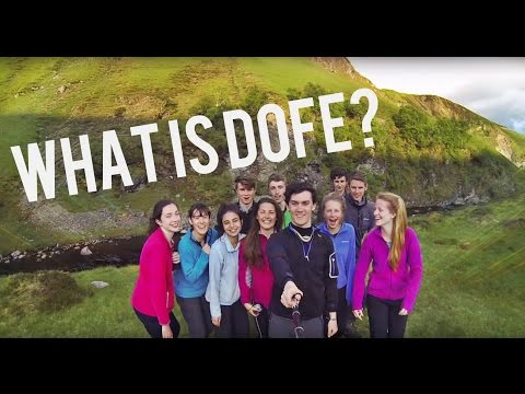 What is DofE?