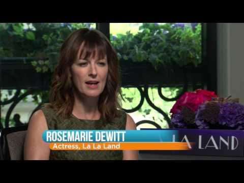 Damien Chazelle and Rosemarie DeWitt Talk New Movie 'La La Land'