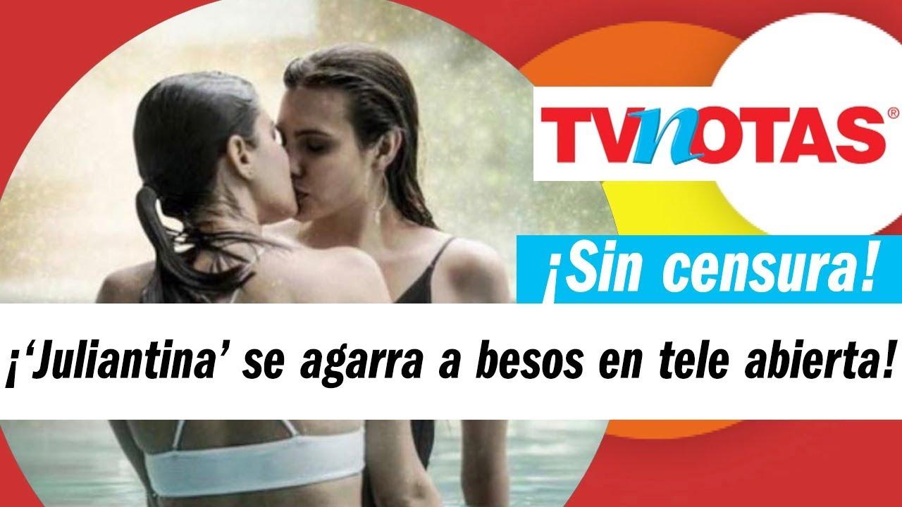 Alma Cero Desnuda Sin Censura macarena achaga y bárbara lópez ¡tienen sexo lésbico y sin censura!