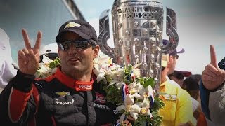 indycar remix 2015 99th running of the indianapolis 500