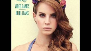 Lana Del Ray - Video Games (Radio edit)
